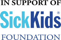 Sick Kids Foundation logo